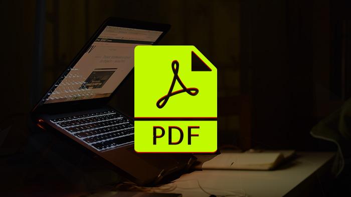 Úprava PDF zadarmo